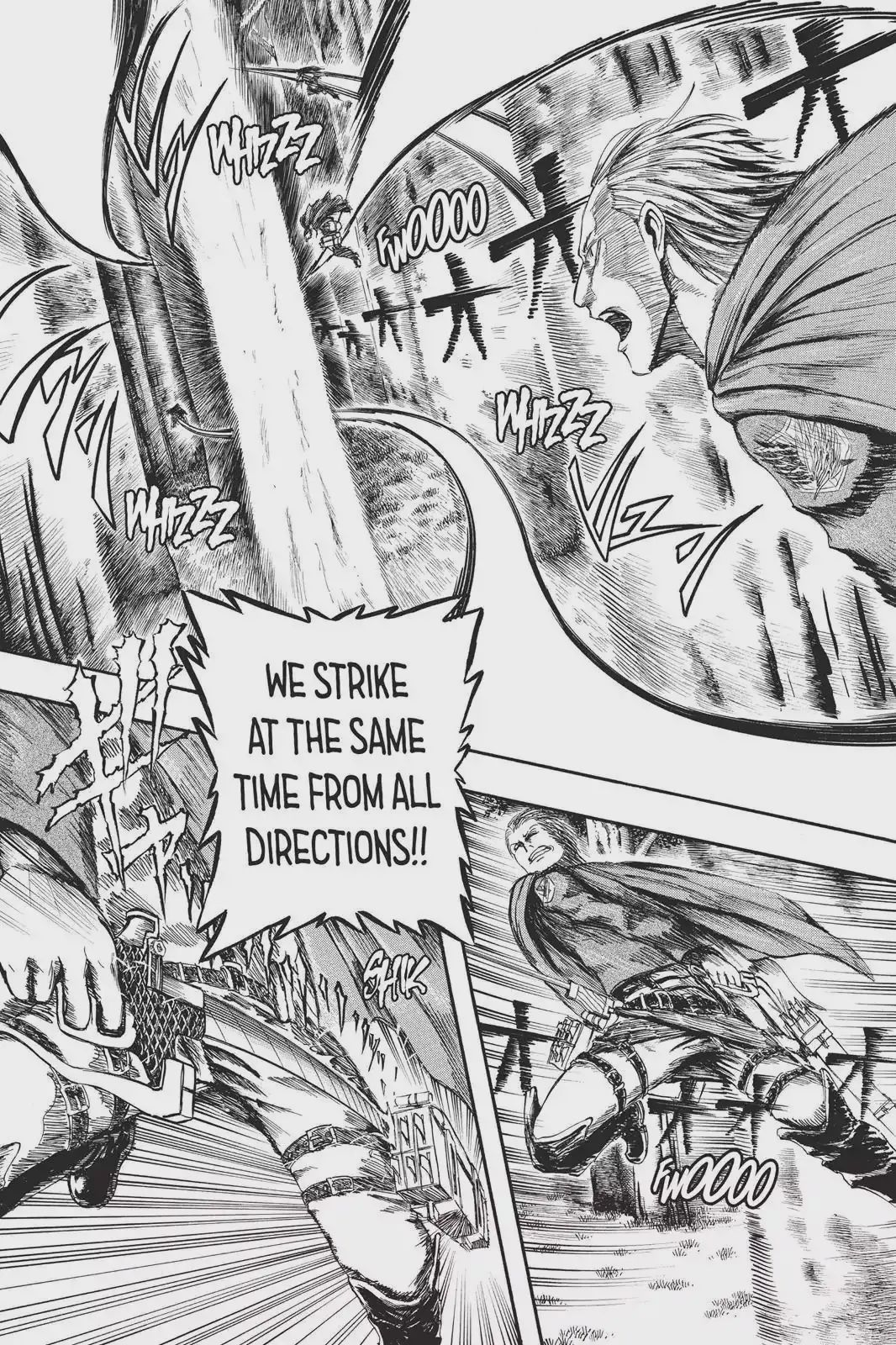 Attack on Titan Vol.1 Chapter 1: To You, 2,000 Years From Now